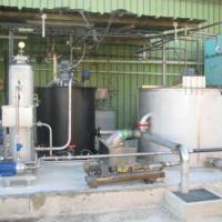 Flottation en Raffinerie d'huile