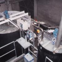 Traitement d'eau papeterie